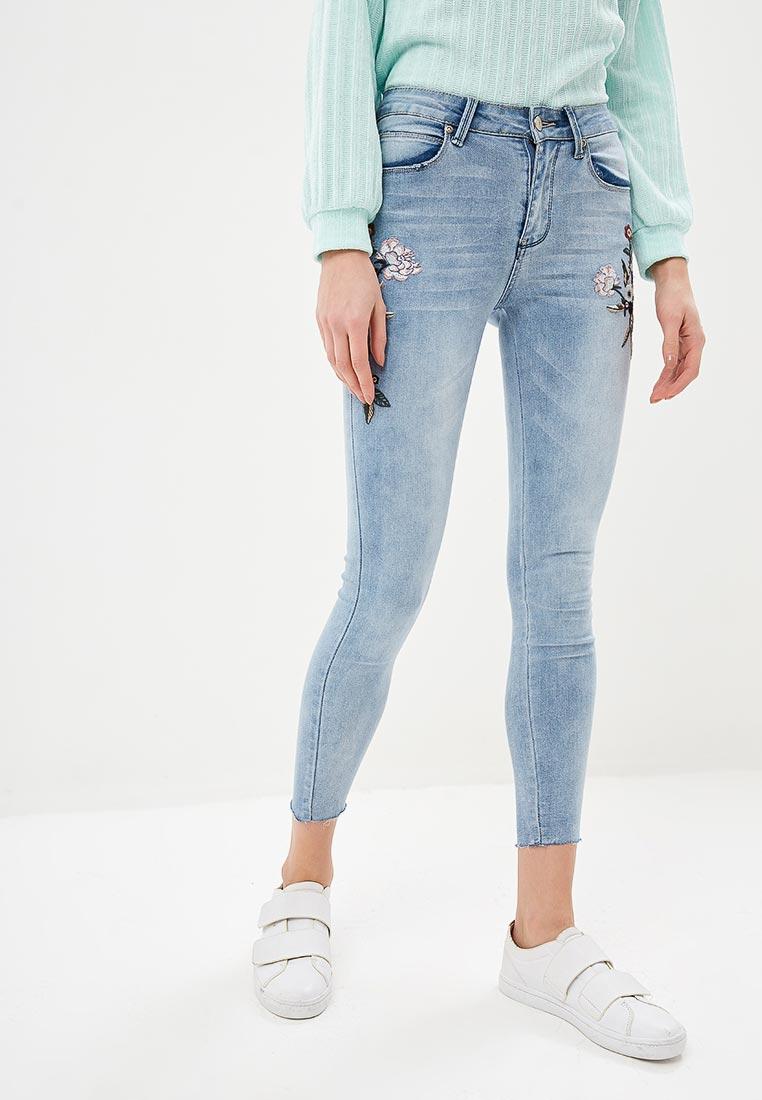 Зауженные джинсы Modis (Модис) M191D00013