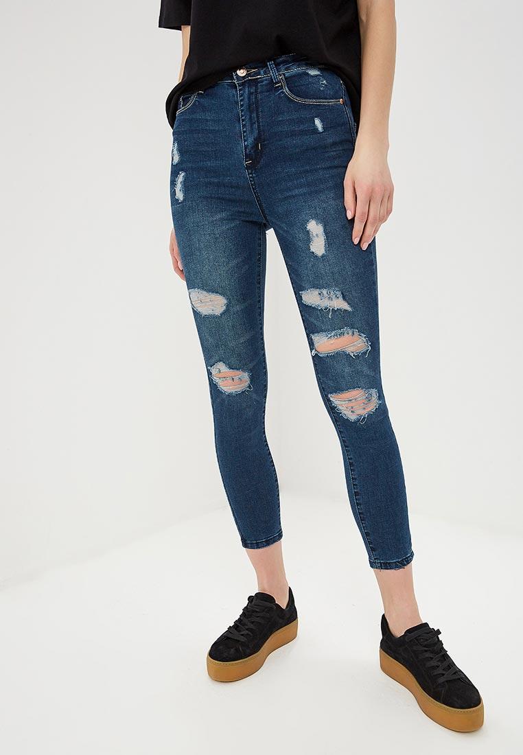 Зауженные джинсы Modis (Модис) M191D00173