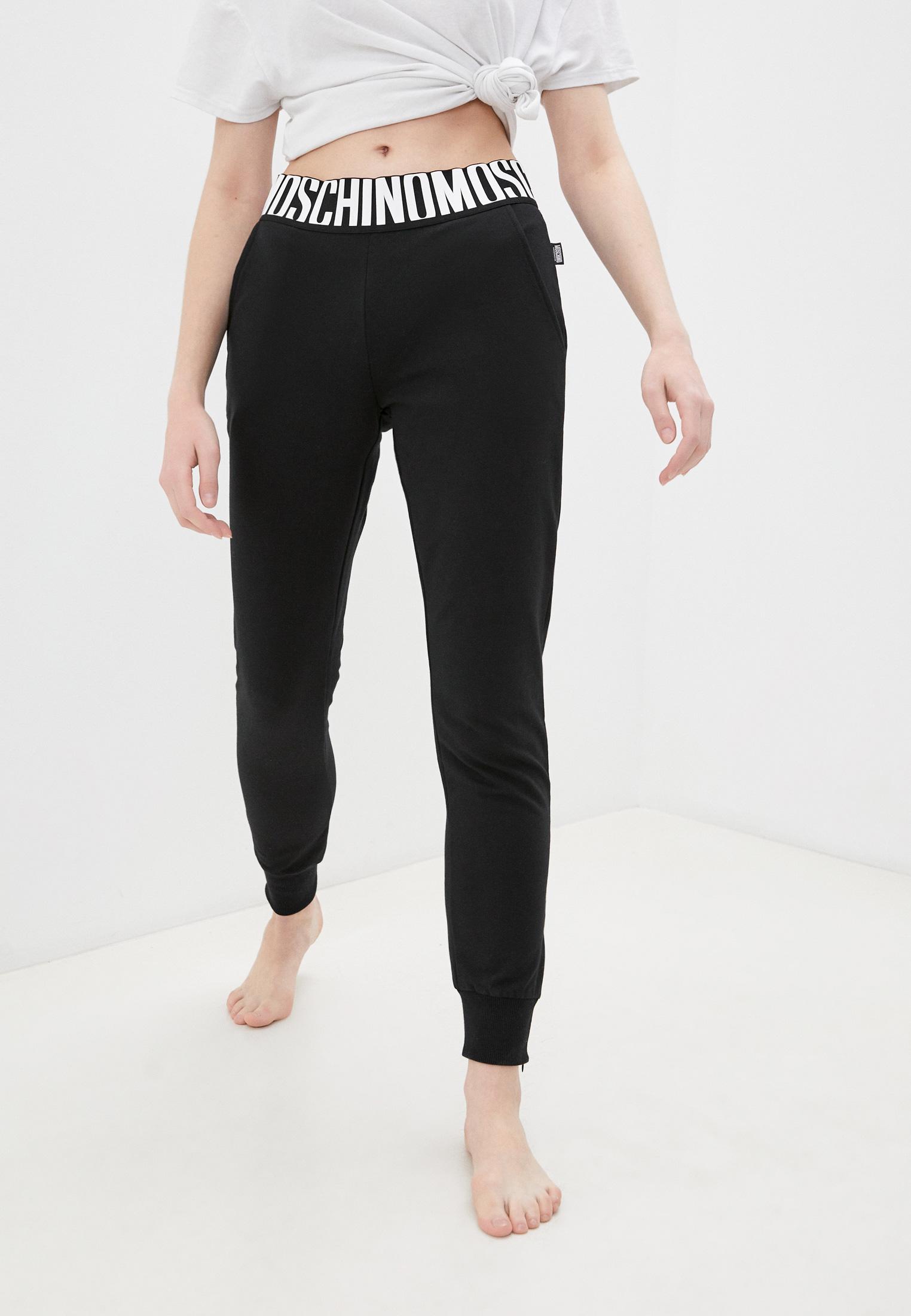 Женские домашние брюки Moschino Underwear A4337