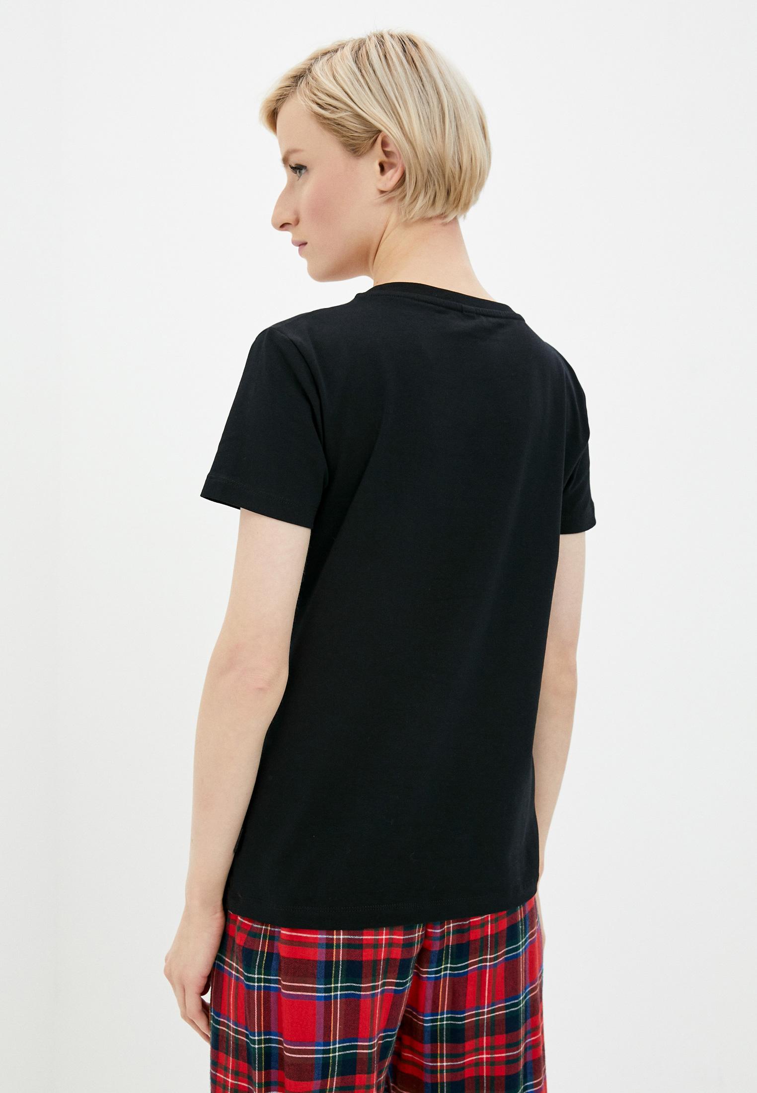 Домашняя футболка Moschino Underwear A19209003: изображение 3