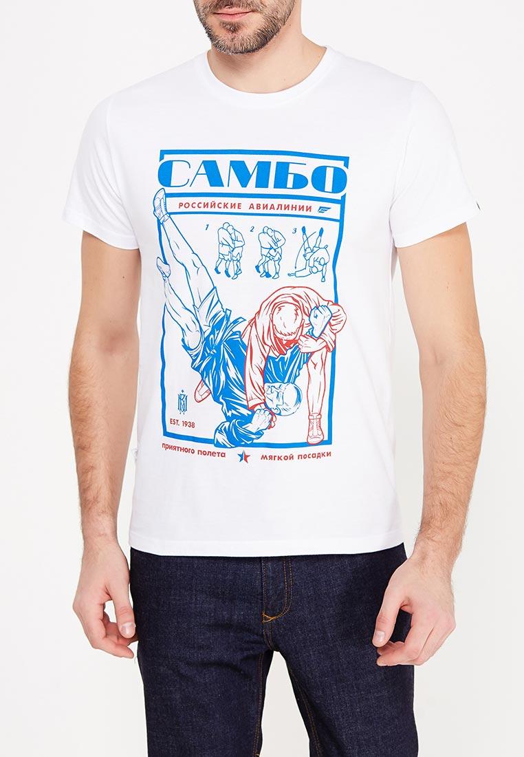 Спортивная футболка Mother Russia ФУ000000429