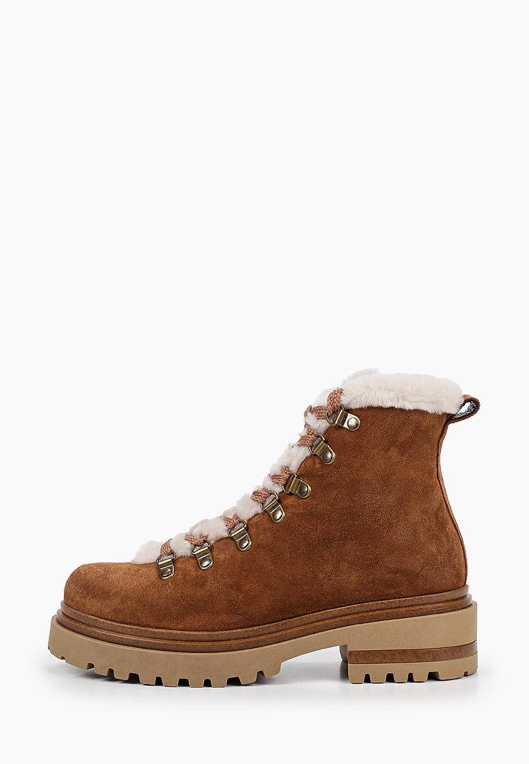 Женские ботинки Moki 1468-3