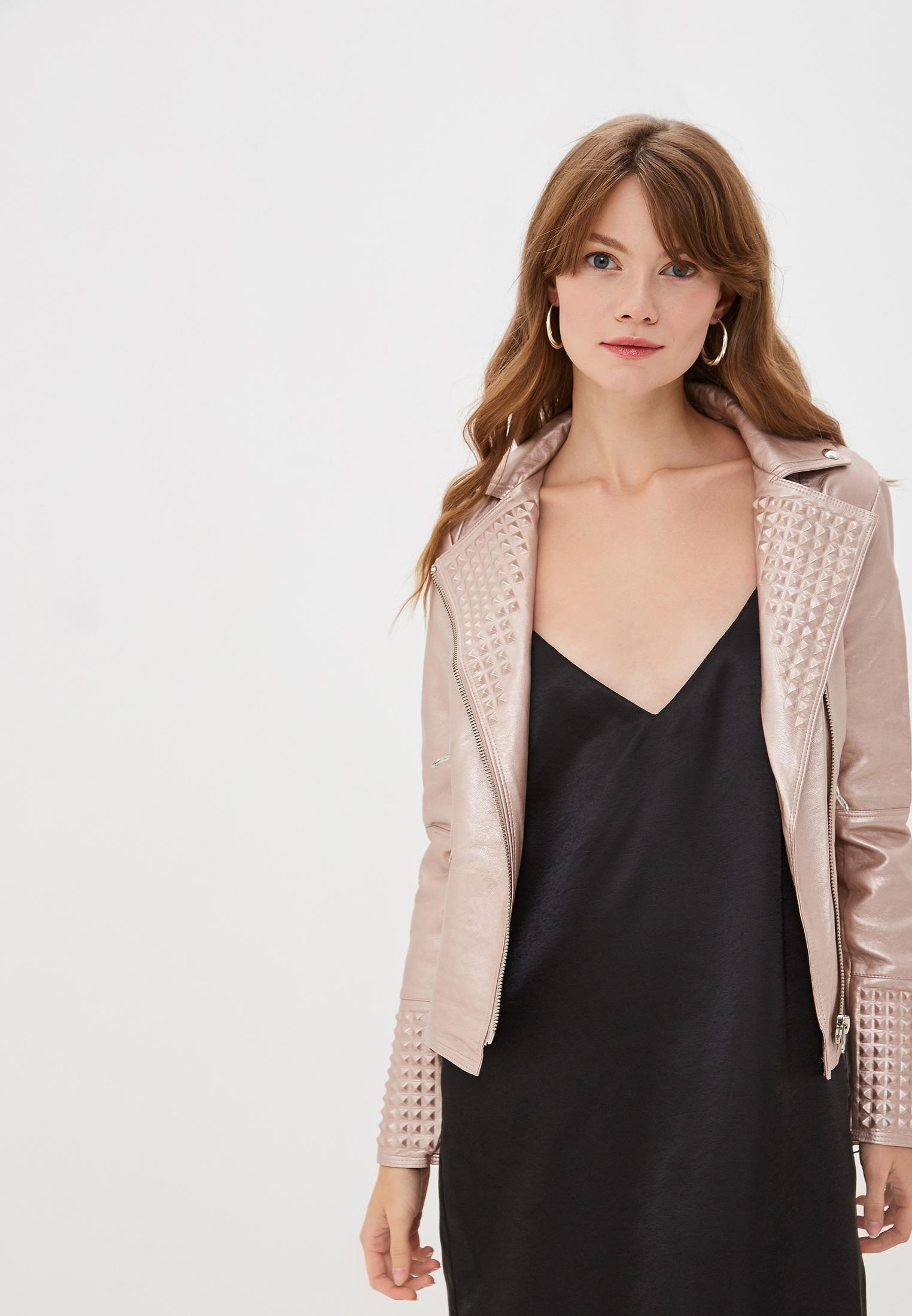 Кожаная куртка Moki 8990-1