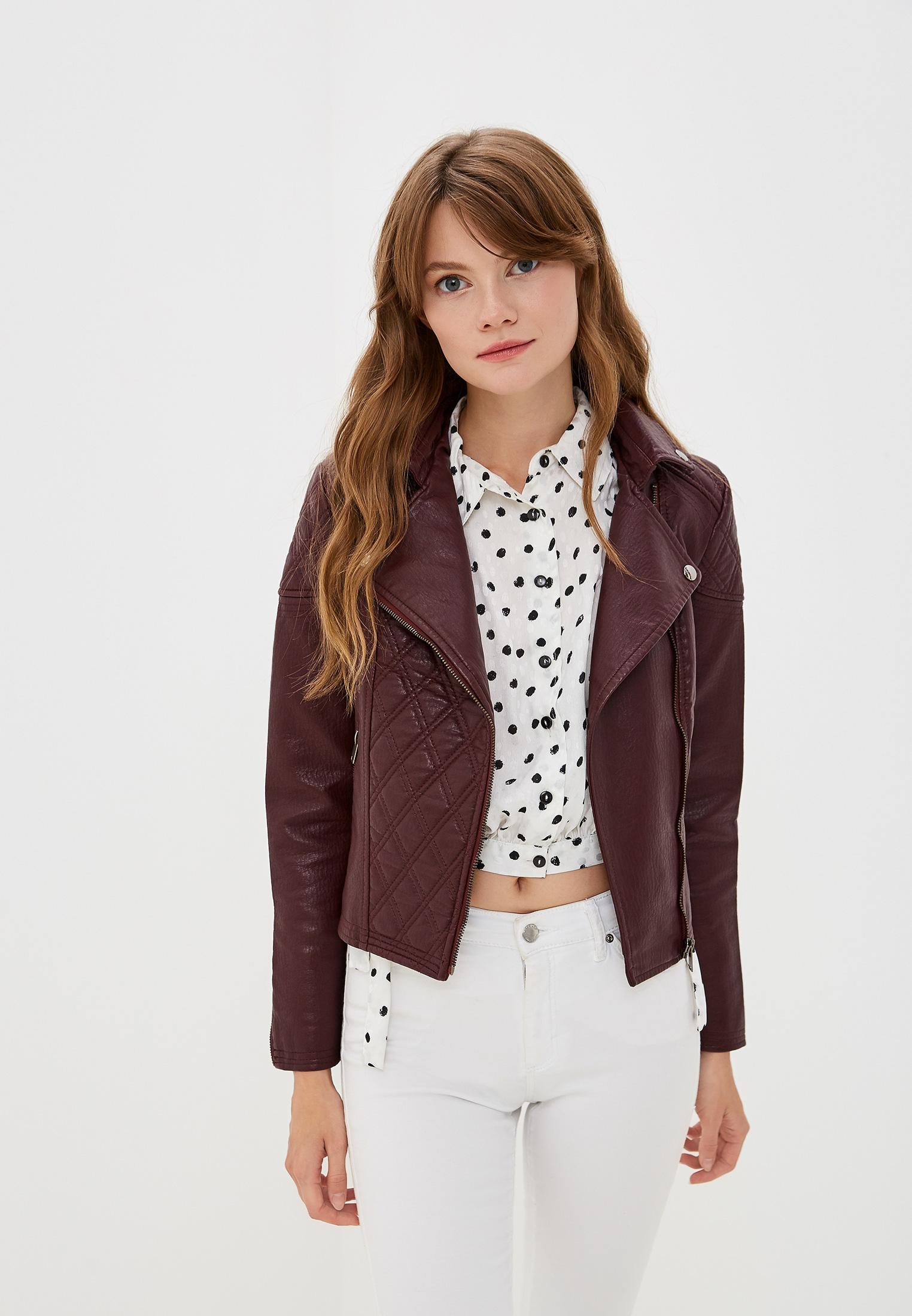 Кожаная куртка Moki 8990-2