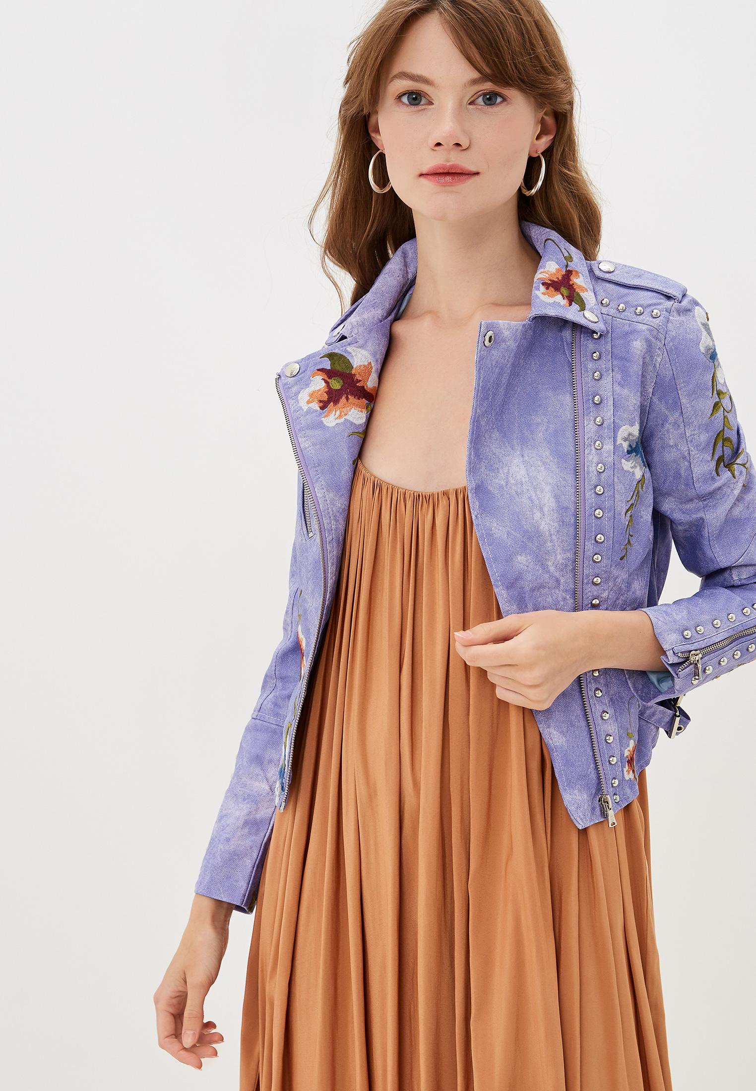 Кожаная куртка Moki 8995-3