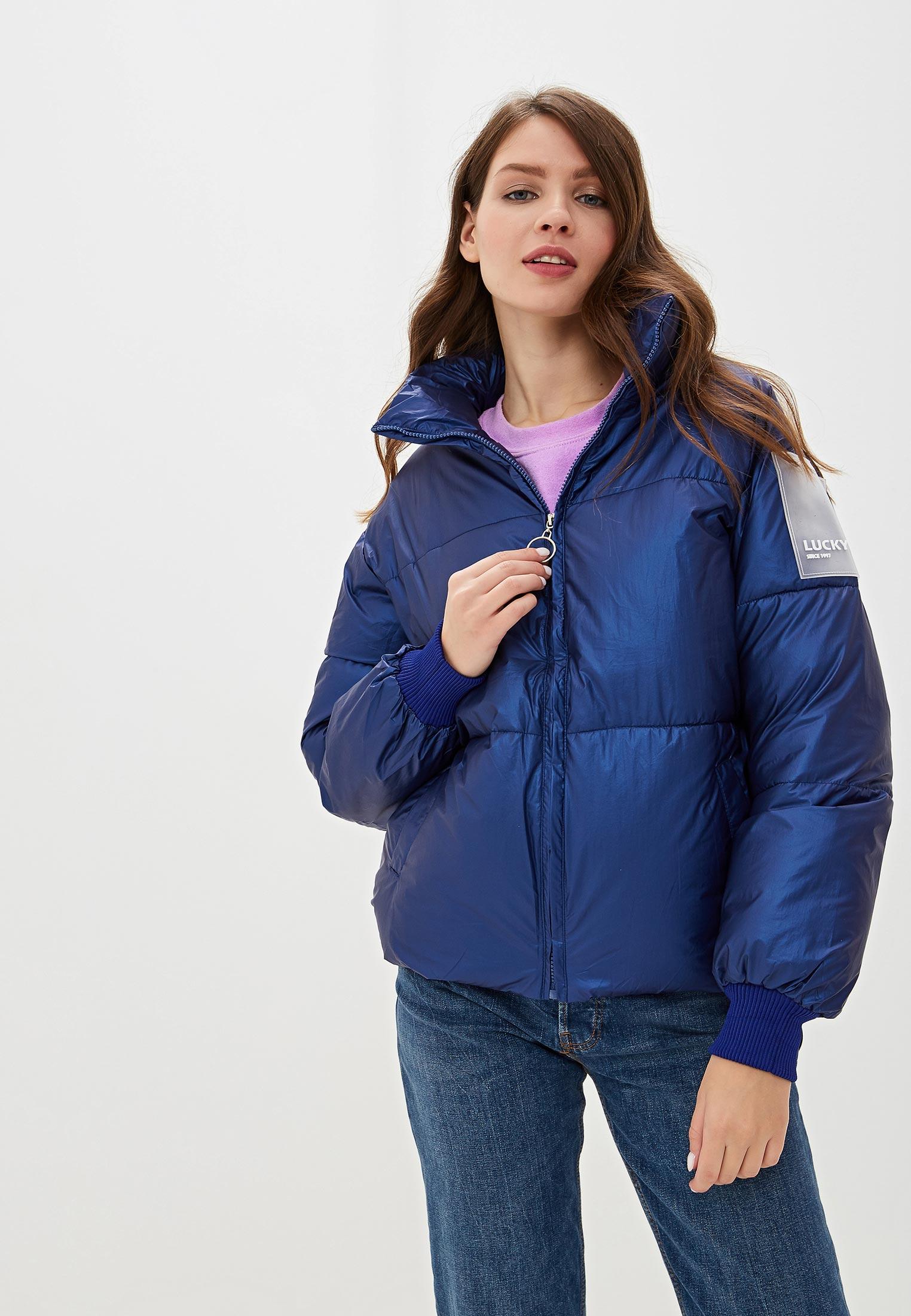 Утепленная куртка Moki M1908