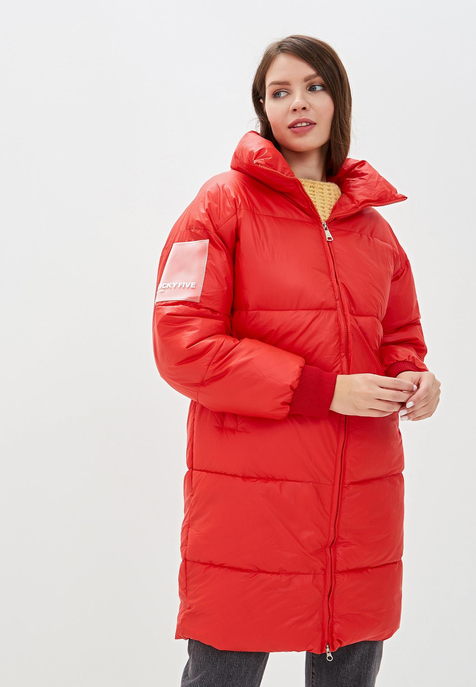 Утепленная куртка Moki M1909
