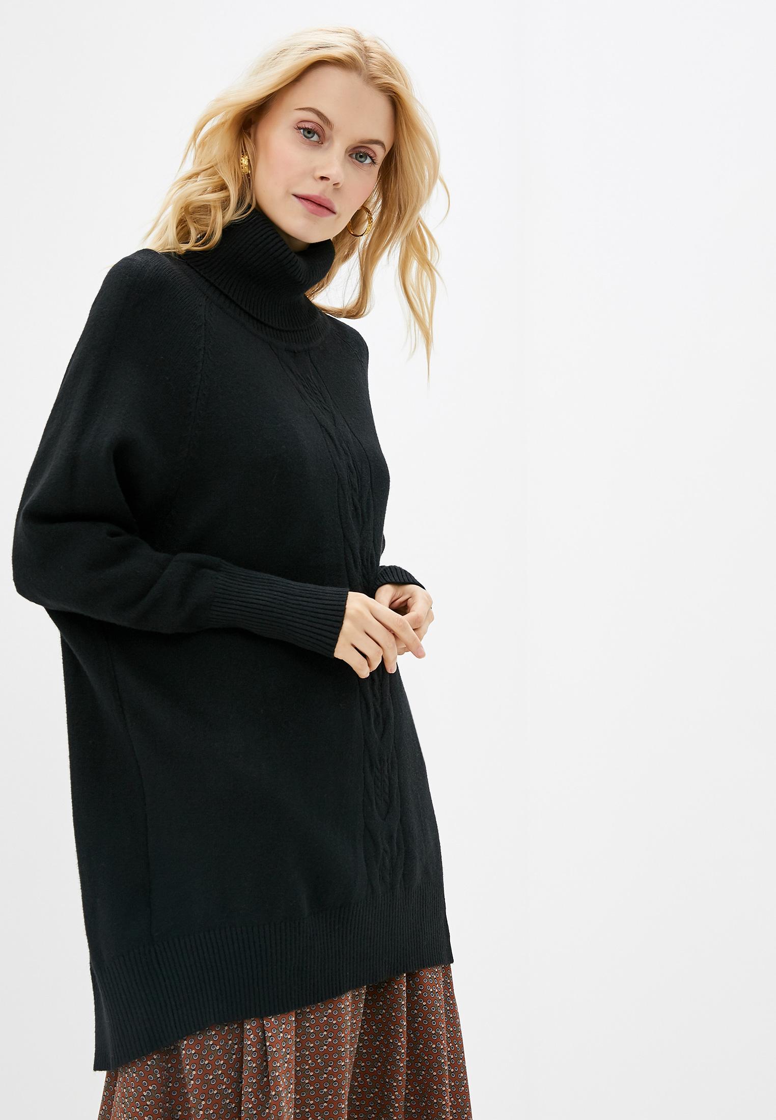 Вязаное платье Moocci M8192