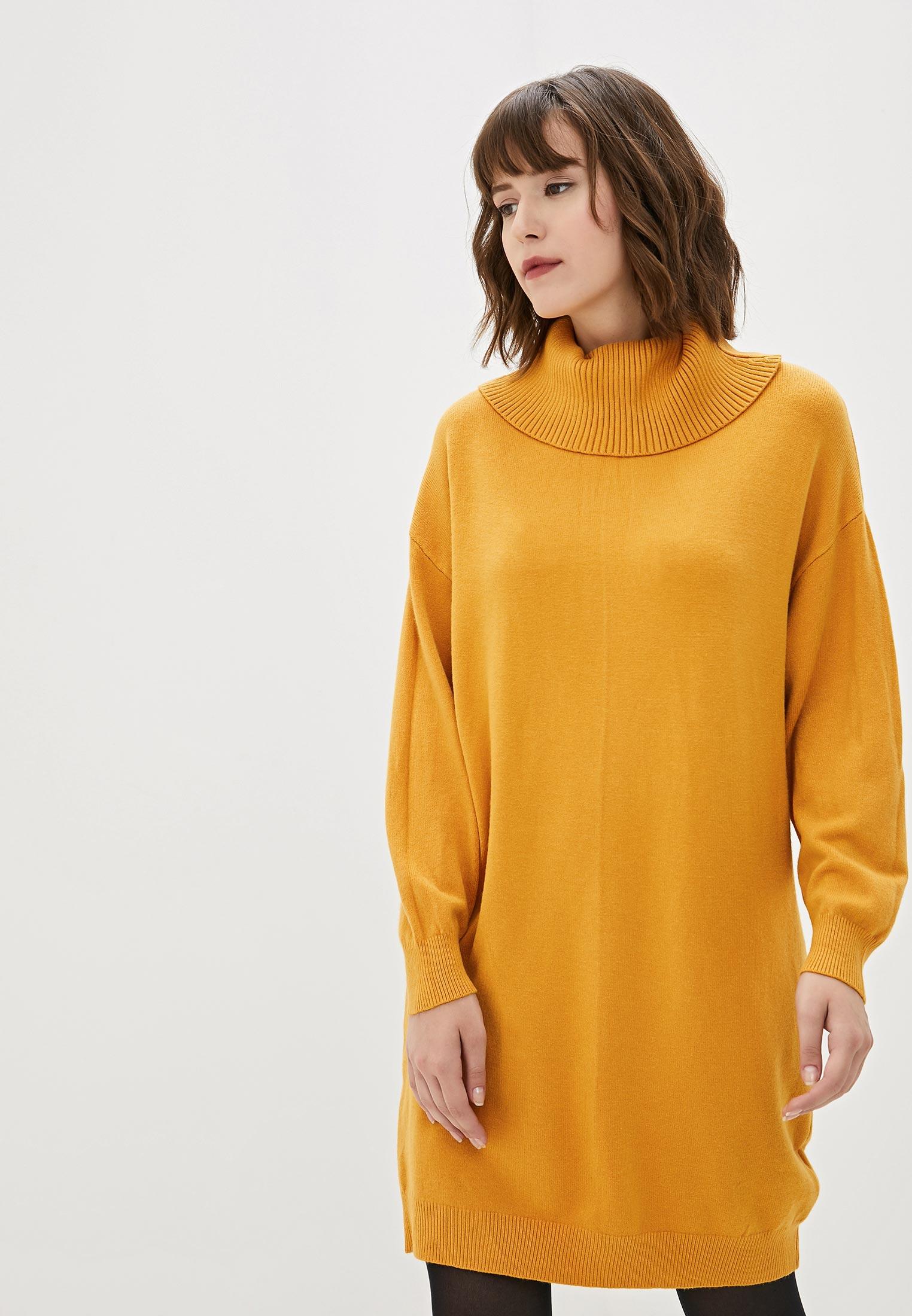 Вязаное платье Moocci R024