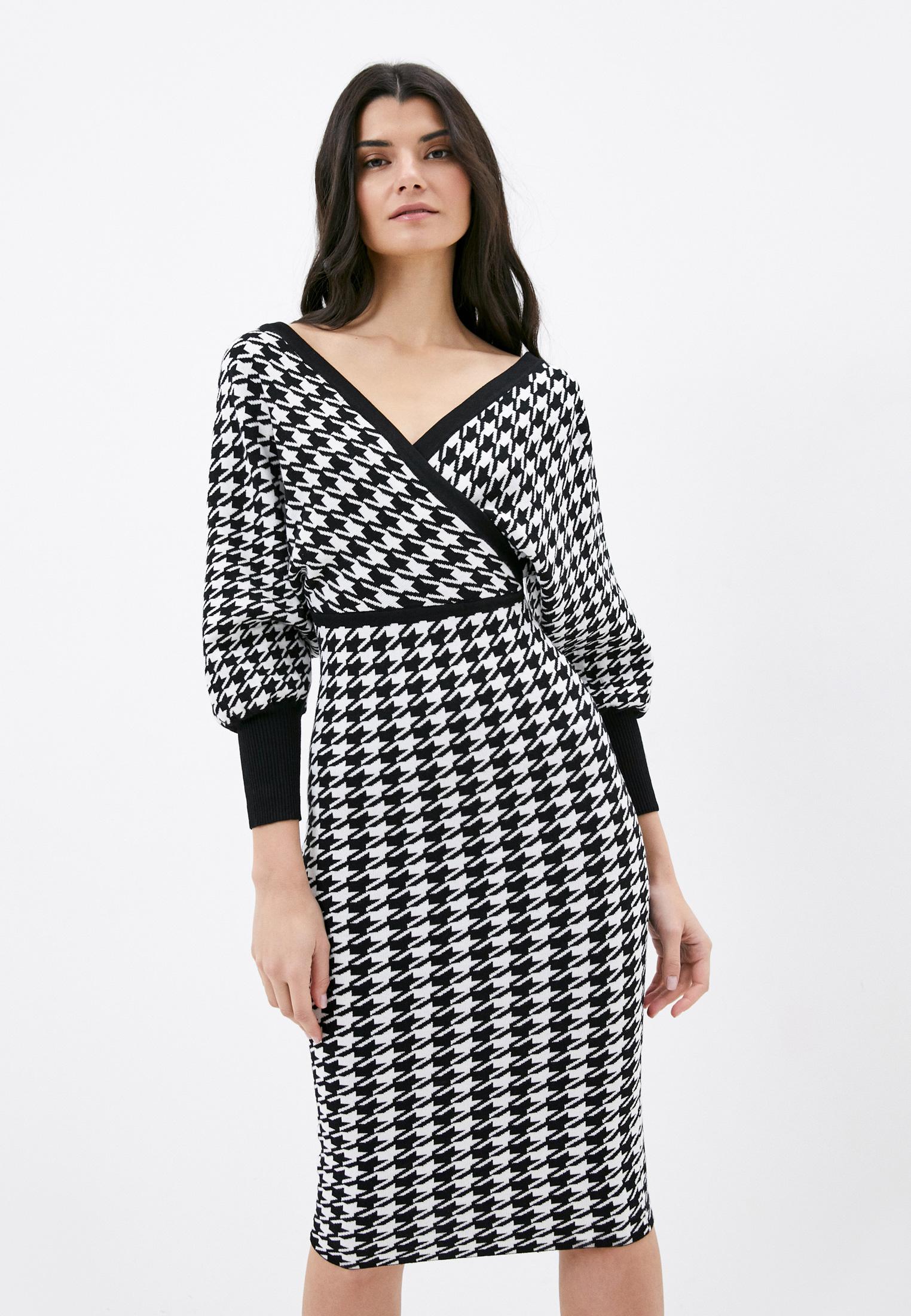 Вязаное платье Moocci MC7162: изображение 1