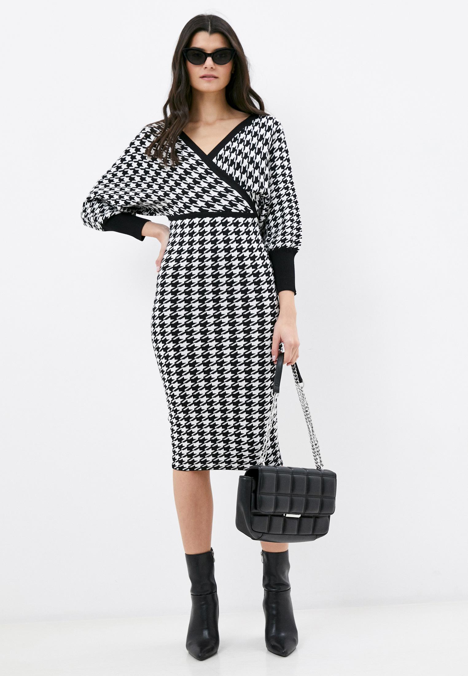 Вязаное платье Moocci MC7162: изображение 2