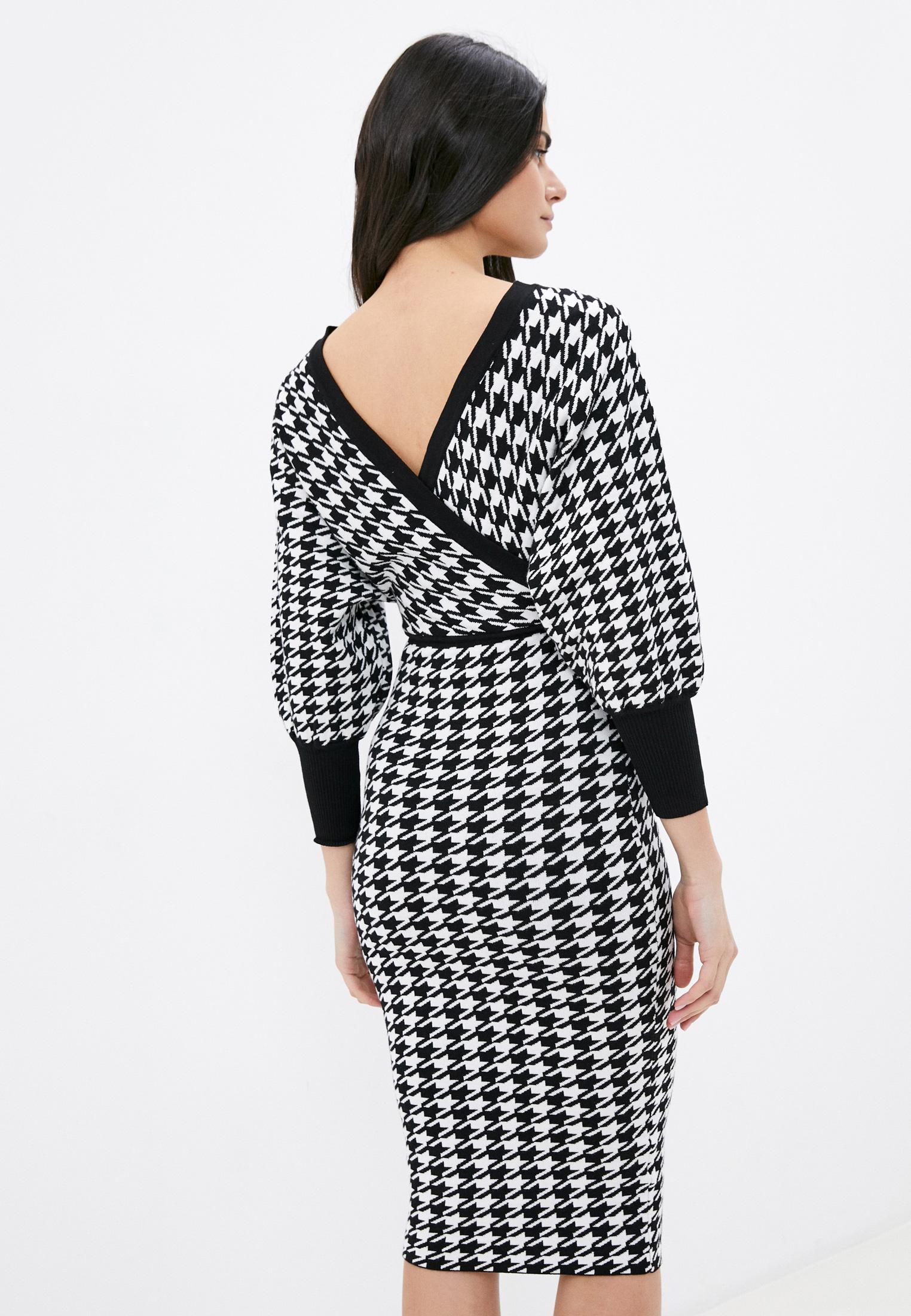 Вязаное платье Moocci MC7162: изображение 3