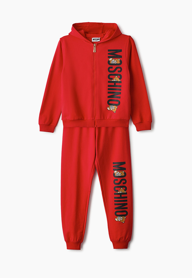 Спортивный костюм MOSCHINO KID HTK014LDA00