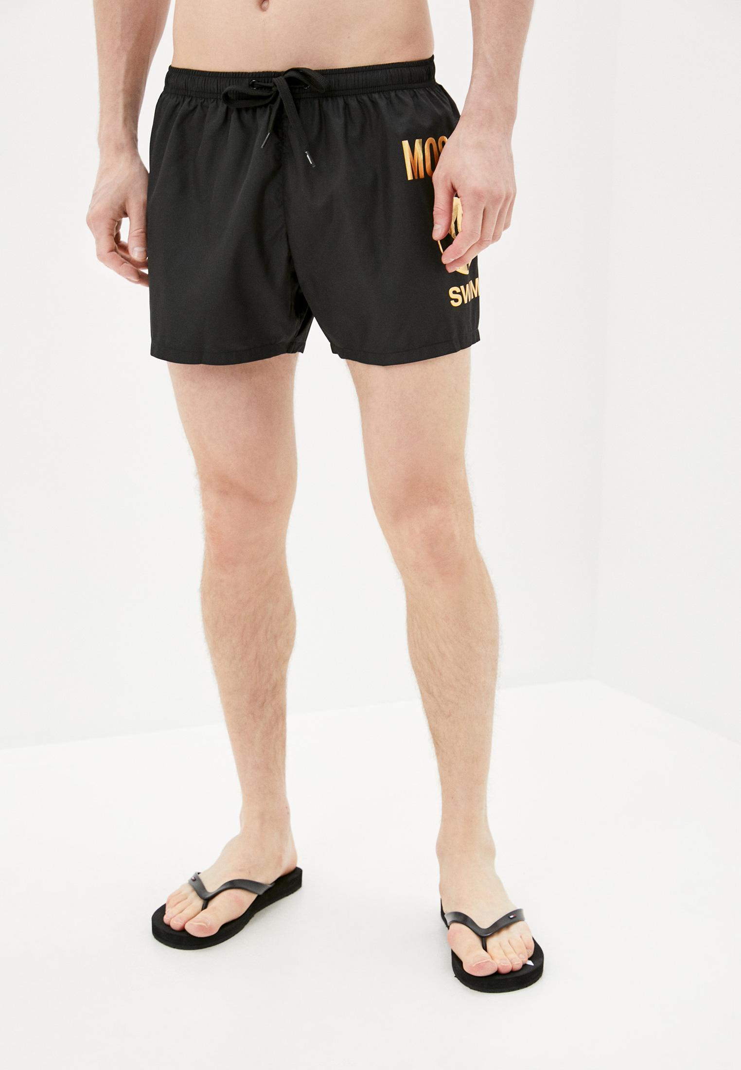 Мужские шорты для плавания Moschino swim A61385989