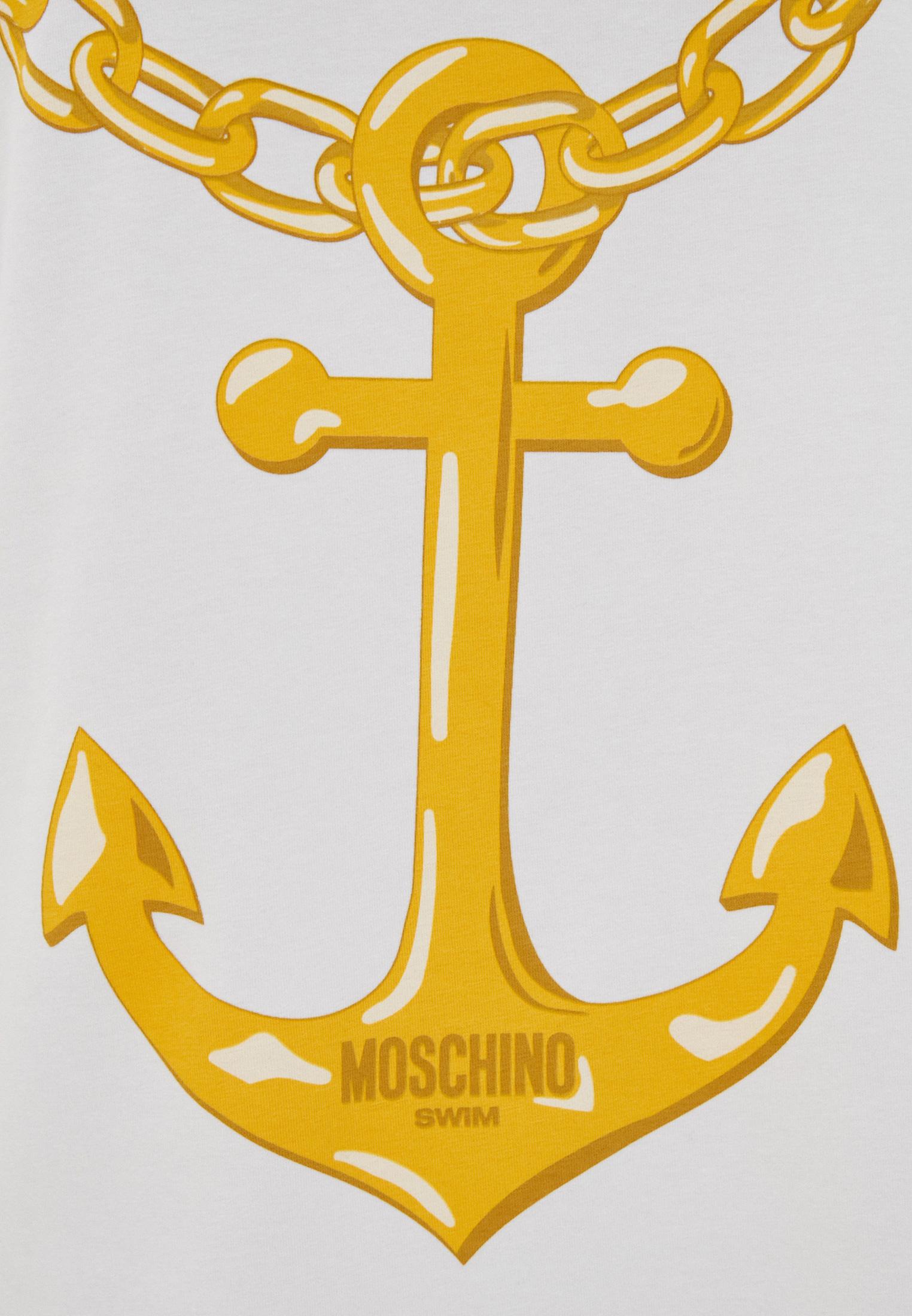 Платье Moschino swim A19082608: изображение 4