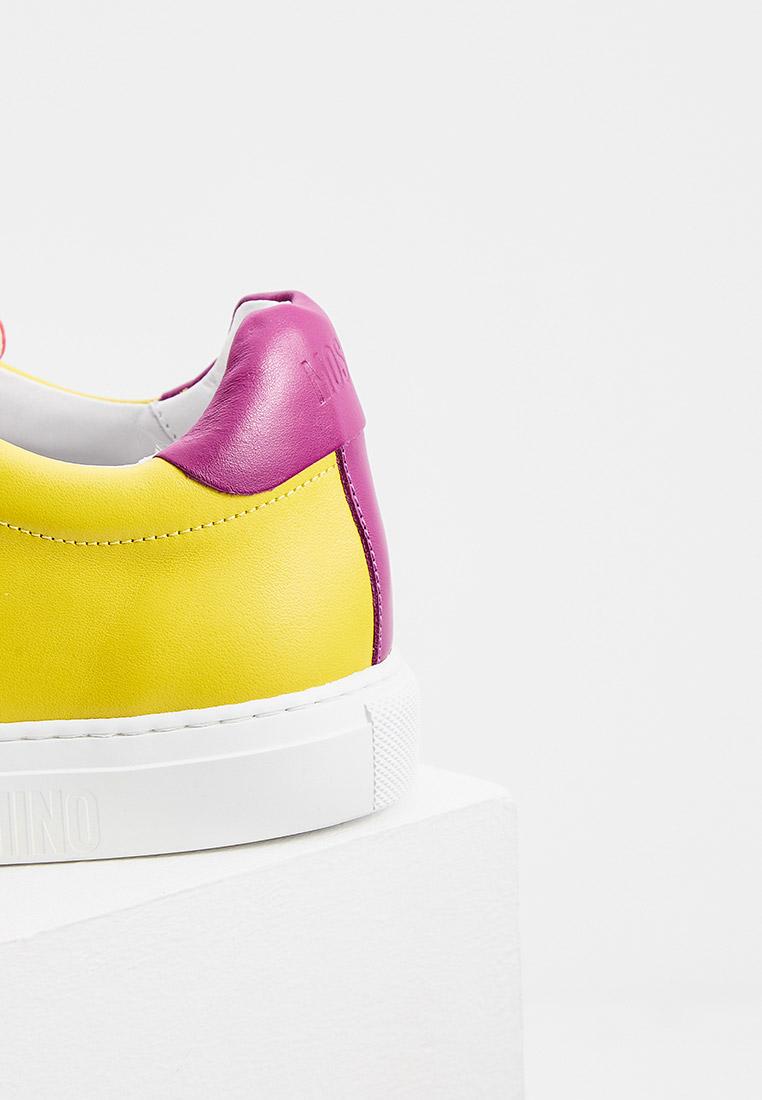 Мужские кеды Moschino Couture MB15042G1CGAA: изображение 2