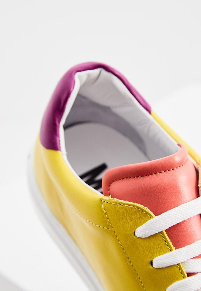 Мужские кеды Moschino Couture MB15042G1CGAA: изображение 5