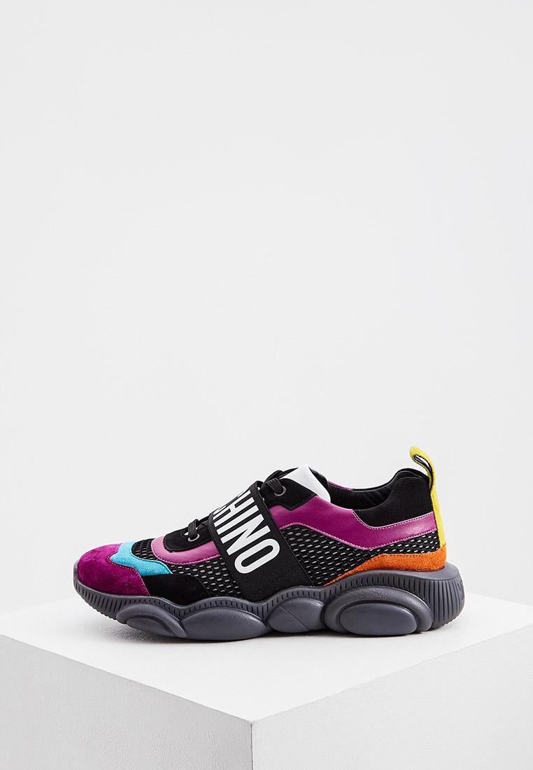 Мужские кроссовки Moschino Couture MB15113G1CGJ7