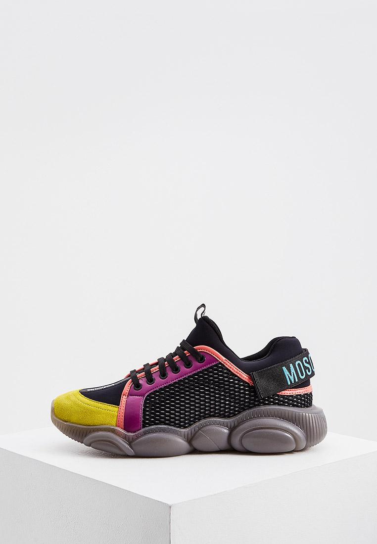 Мужские кроссовки Moschino Couture MB15133G1CGJ2: изображение 1