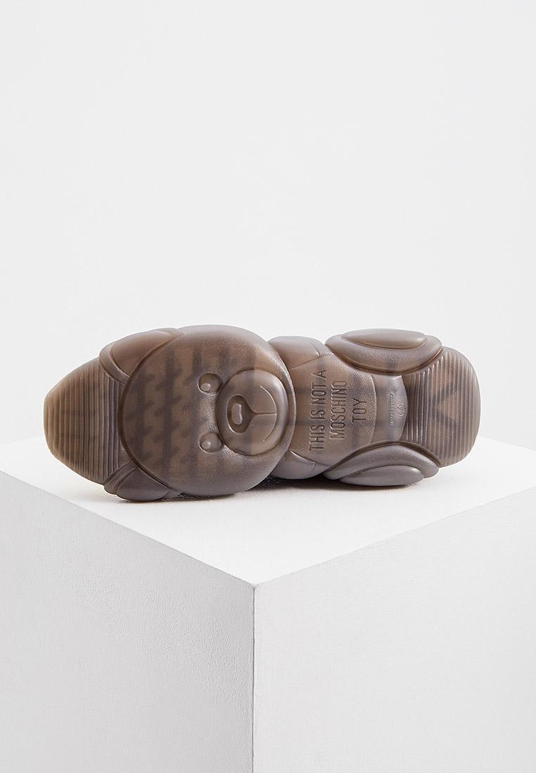 Мужские кроссовки Moschino Couture MB15133G1CGJ2: изображение 3