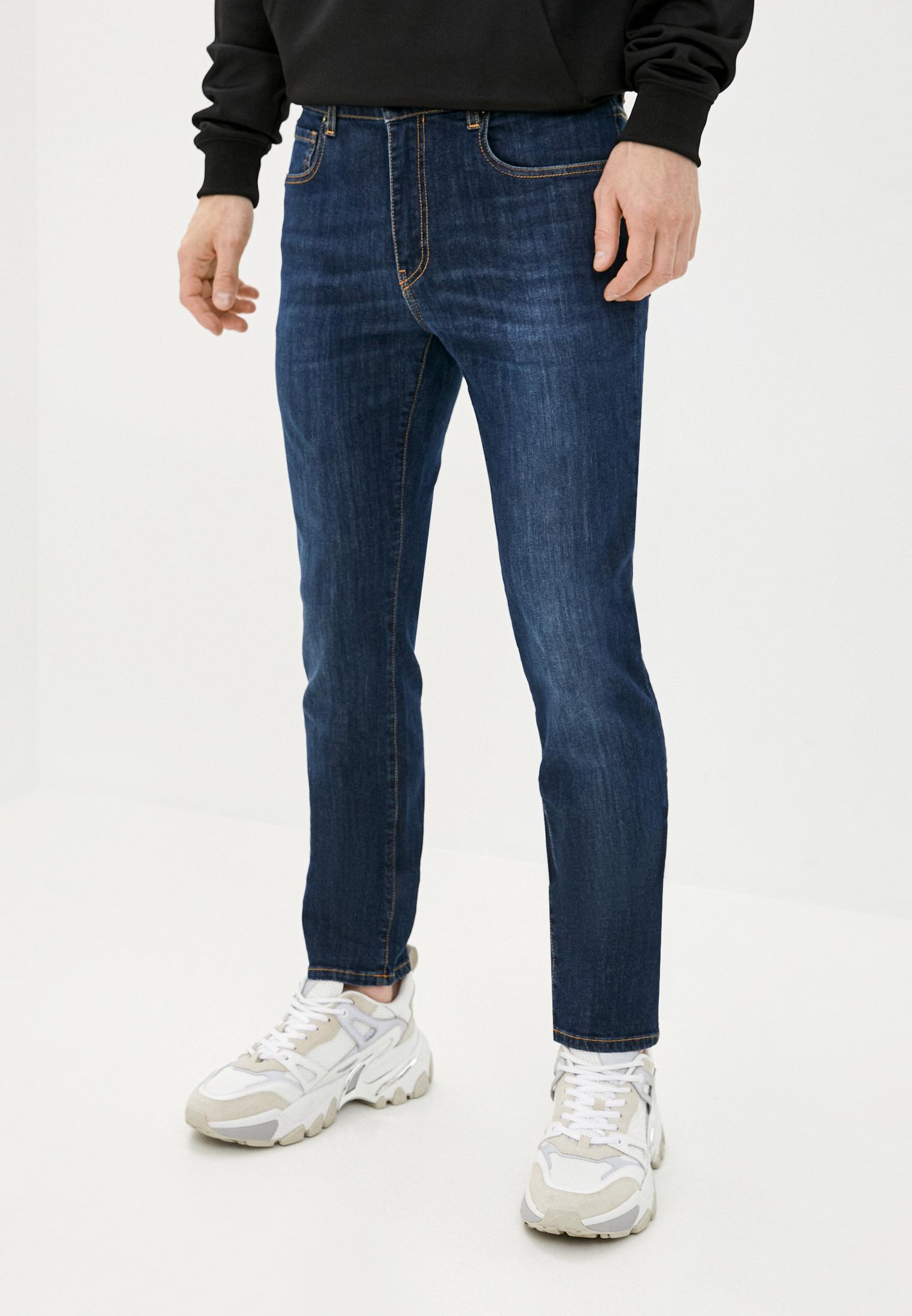 Зауженные джинсы Moschino Couture A 0330