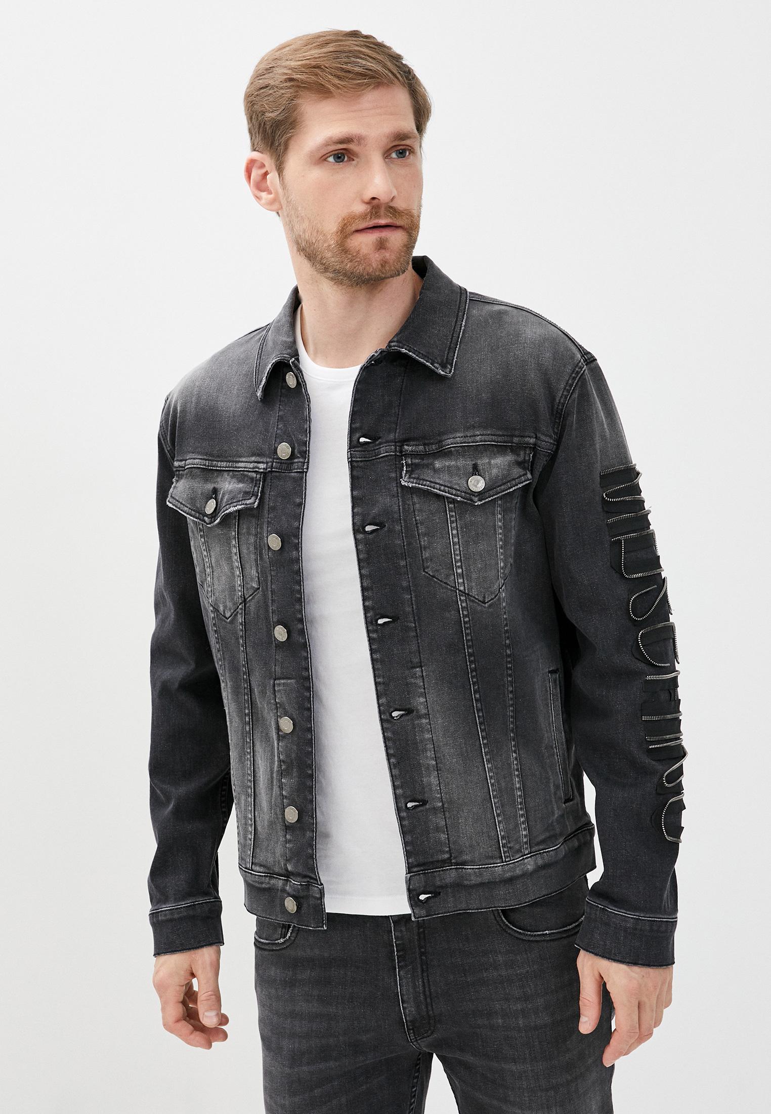 Джинсовая куртка Moschino Couture A 0610