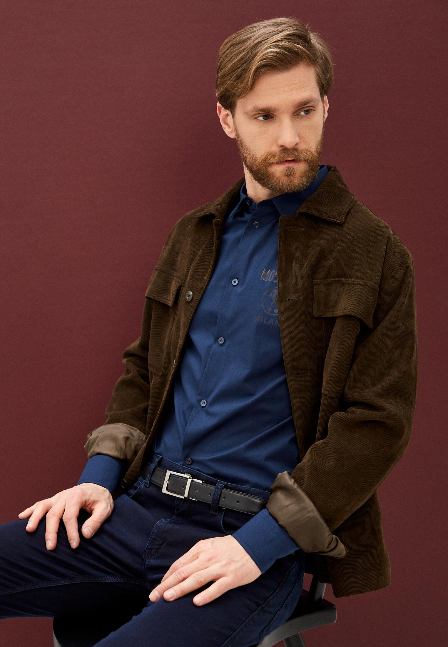 Рубашка с длинным рукавом Moschino Couture A02047036: изображение 2