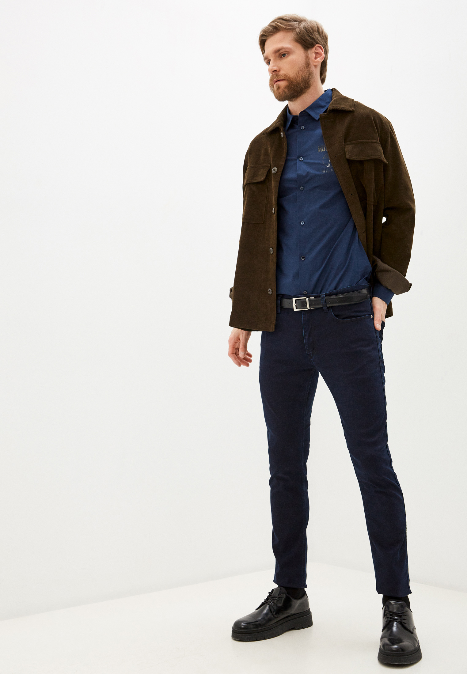 Рубашка с длинным рукавом Moschino Couture A02047036: изображение 3