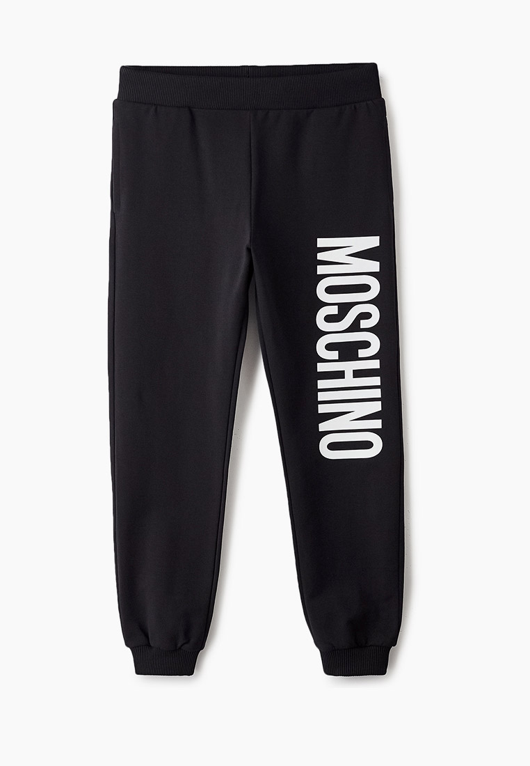 Спортивные брюки MOSCHINO KID HMP03L