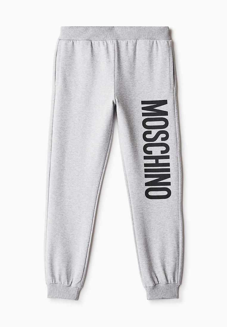 Спортивные брюки для мальчиков Moschino Kid HMP03L