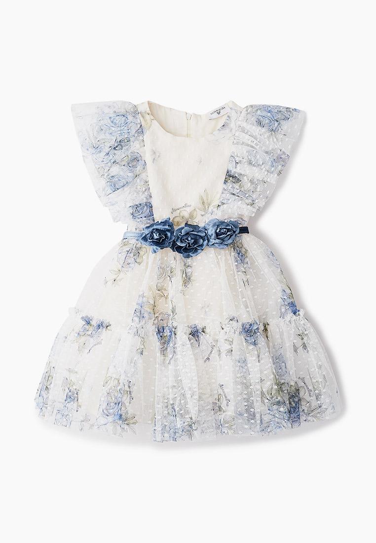 Нарядное платье Monnalisa 196901