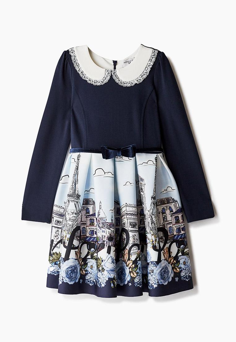 Нарядное платье Monnalisa 116904