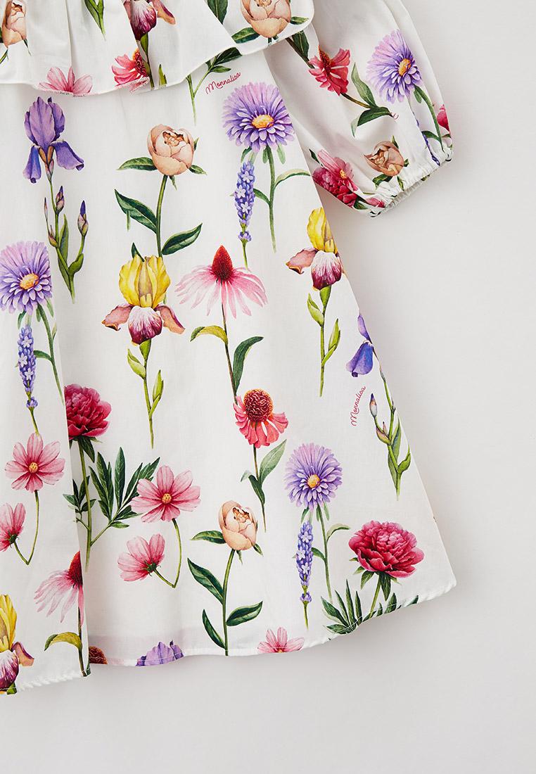 Нарядное платье Monnalisa 117906: изображение 3