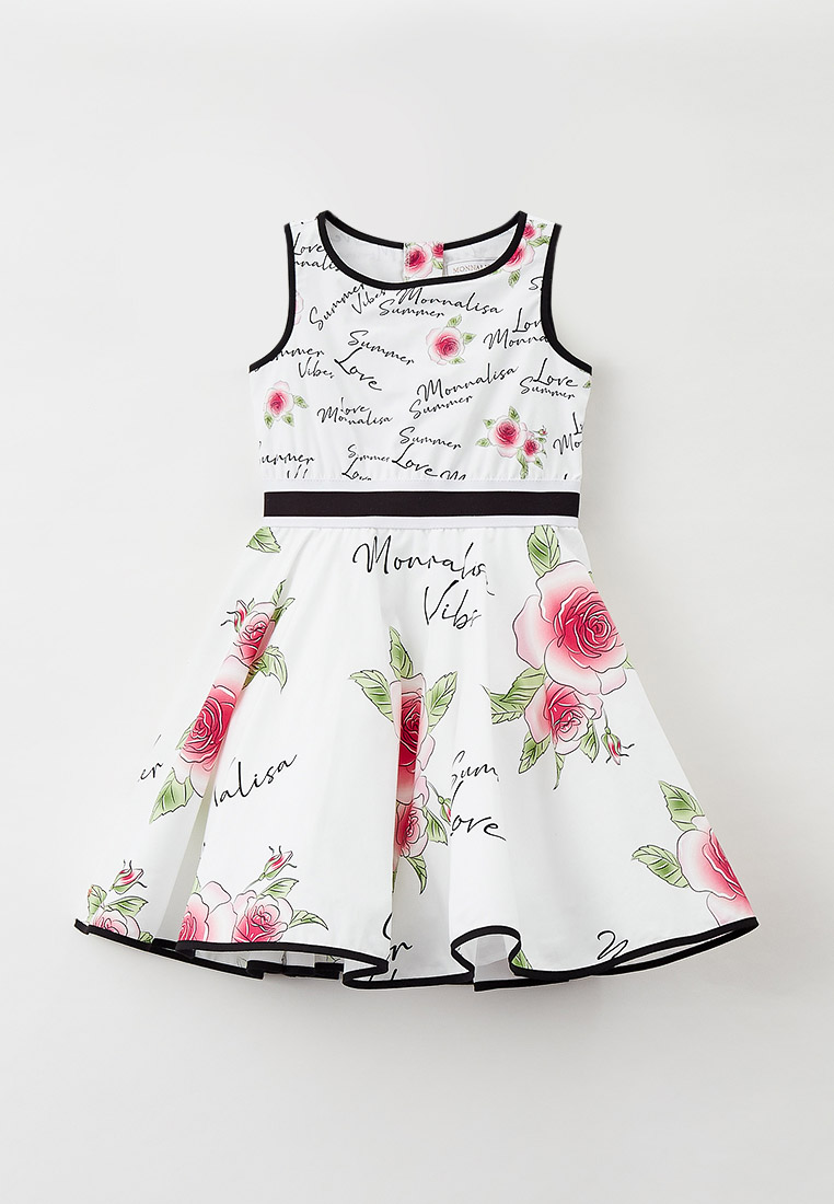 Нарядное платье Monnalisa 117916: изображение 1