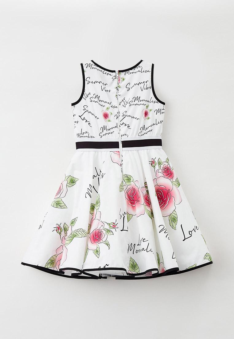 Нарядное платье Monnalisa 117916: изображение 2