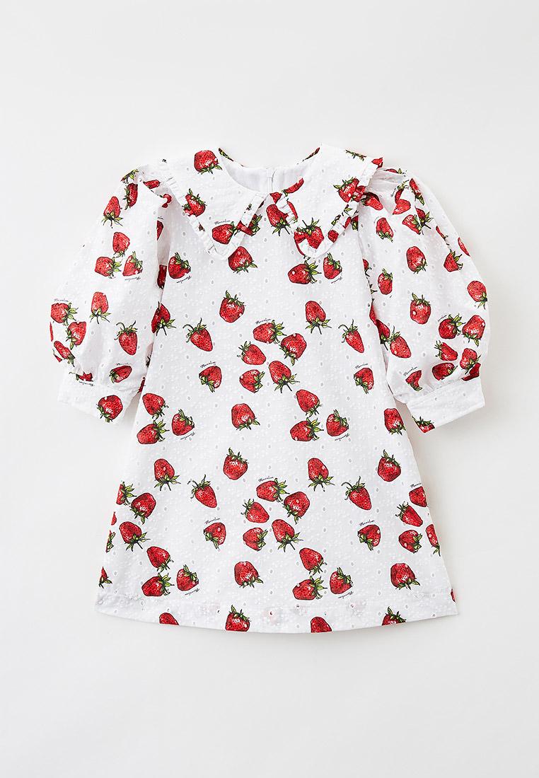 Повседневное платье Monnalisa 117922