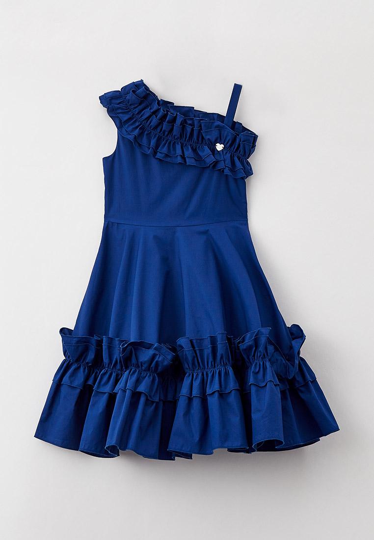 Нарядное платье Monnalisa 117929A1: изображение 1