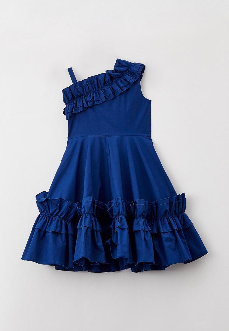 Нарядное платье Monnalisa 117929A1: изображение 2