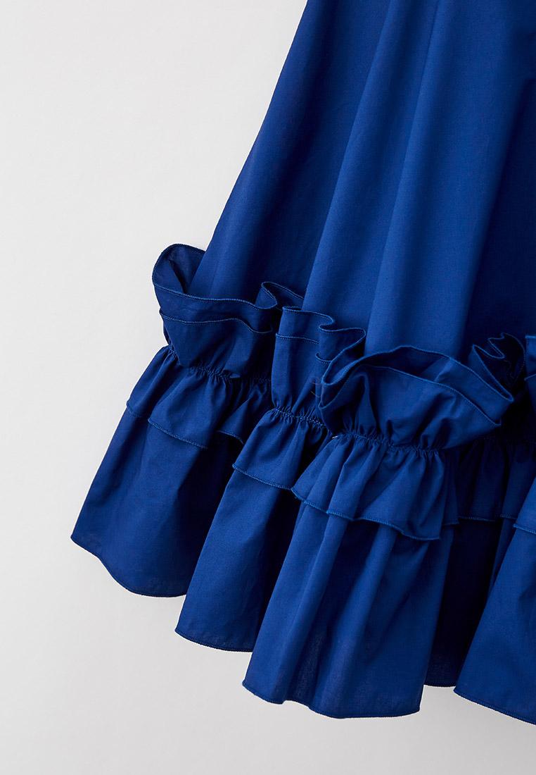 Нарядное платье Monnalisa 117929A1: изображение 3