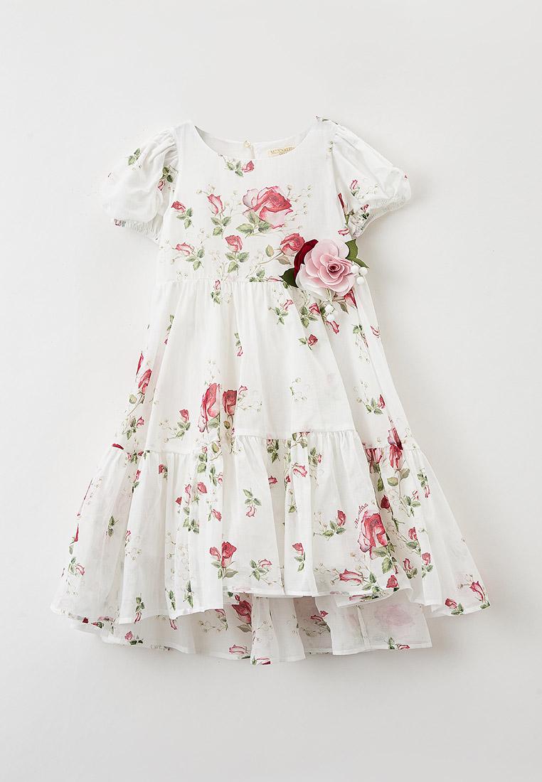 Нарядное платье Monnalisa 717915F6