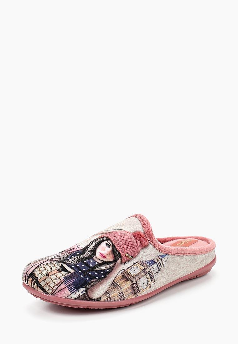 Женская домашняя обувь Mon Ami (Мон Ами) SR17W-V07