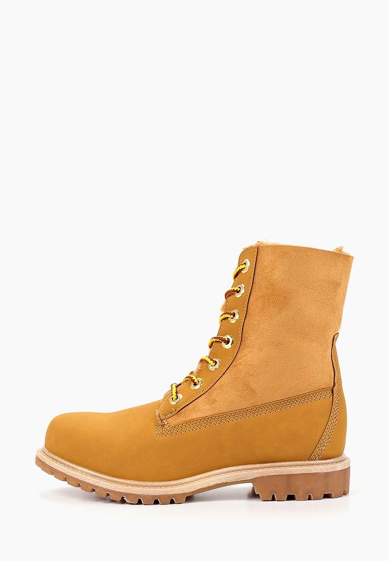 Женские ботинки Mon Ami (Мон Ами) DF19-GM1712005L-9