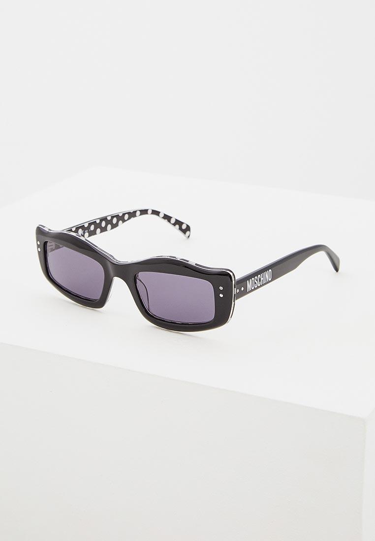 Женские солнцезащитные очки Moschino MOS029/S