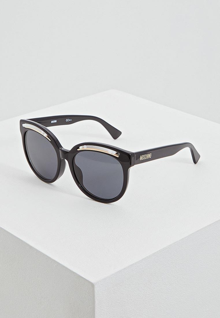 Женские солнцезащитные очки Moschino MOS043/F/S