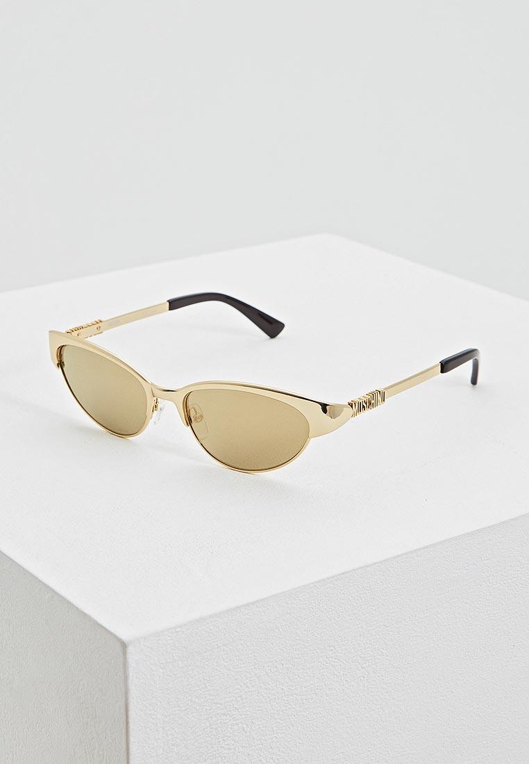 Женские солнцезащитные очки Moschino MOS039/S