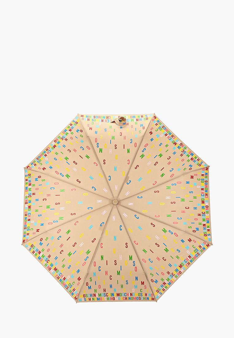 Зонт Moschino (Москино) 8017-openclosed