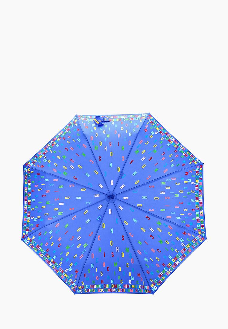 Зонт Moschino (Москино) 8017-openclosep