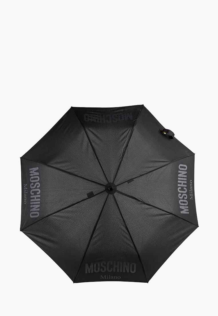 Зонт Moschino (Москино) 8021-openclosea