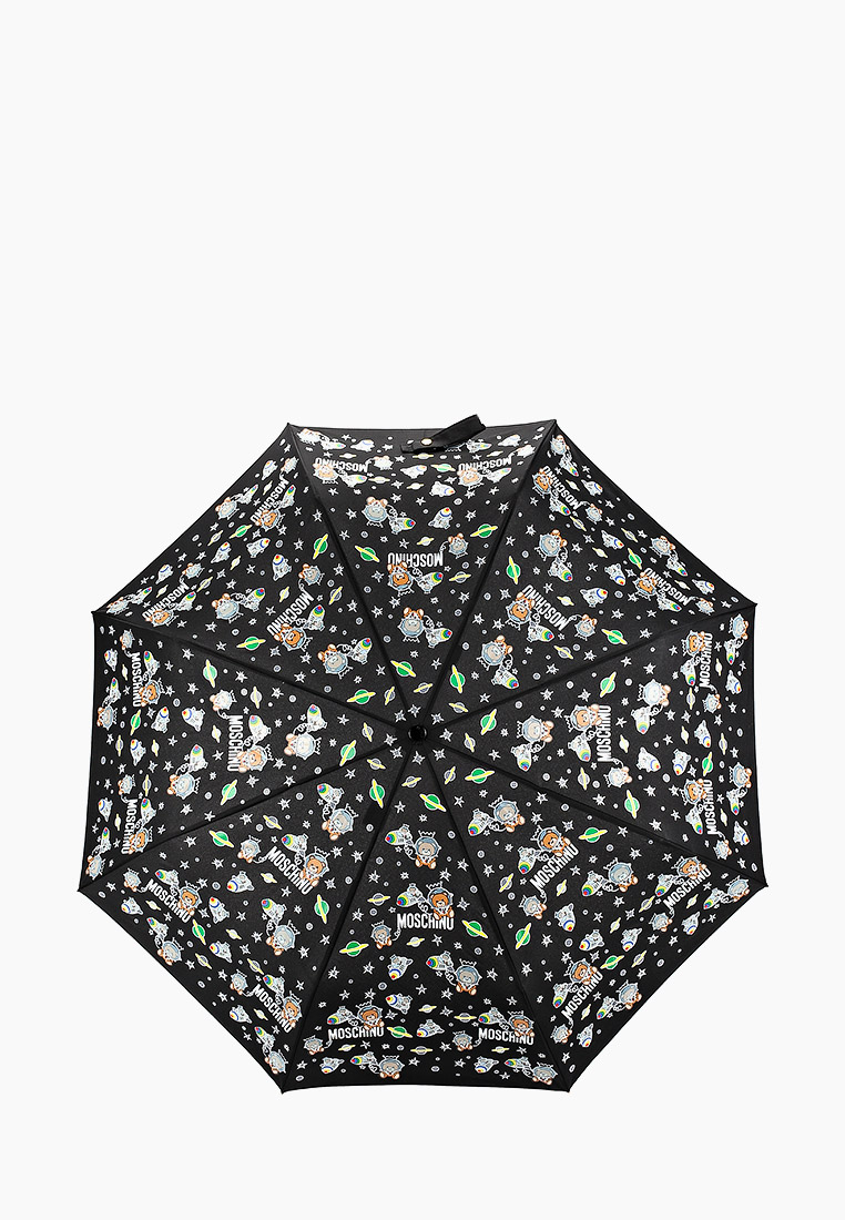 Зонт Moschino (Москино) 8045-openclosea