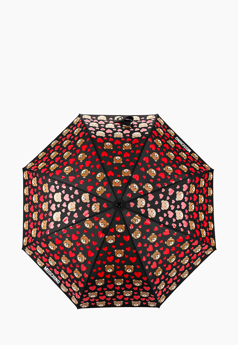 Зонт Moschino (Москино) 8048-openclosea